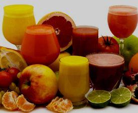 Что лучше – фрукты или соки?