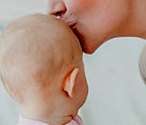«Колыбельная шапочка» у младенца