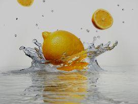 Причины пить лимонную воду