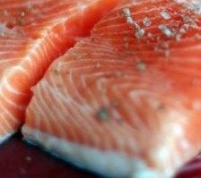 Суперпища – лосось
