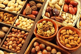 Чем полезны разные орехи? (Часть 1)