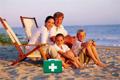 Как собрать аптечку в отпуск?