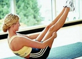 Ізометричні вправи для ніг!