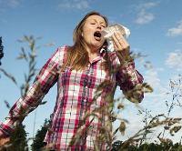 Астма у детей связана с воздействием пыльцы на мать во время беременности