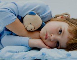Дети с аутизмом часто страдают от проблем со сном
