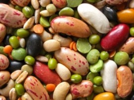 Ешьте больше бобовых, так как они улучшают контроль гликемии