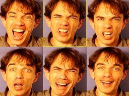 Люди выражают четыре основные эмоции, а не шесть