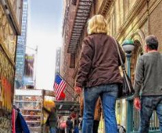 Крупные города часто более безопасны, чем пригороды