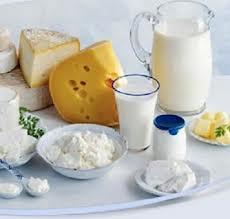 Молочные продукты провоцируют угри