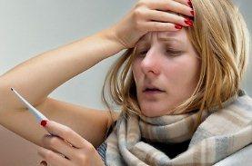 Жаропонижающие препараты способствуют распространению гриппа