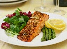 Употребление лосося только раз в неделю снижает риск развития ревматоидного артрита на 52 %