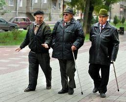 Ходьба помогает сократить риск возникновения инсульта у пожилых мужчин