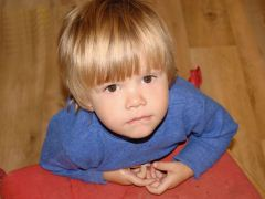 Тревога у детей связана с появлением боли в груди