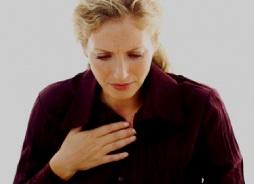 Боль в груди – ненадежный показатель сердечного приступа у женщин