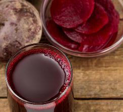 Чашка свекольного сока в день помогает снизить кровяное давление