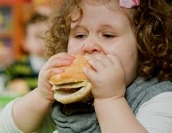 Большинство родителей не в состоянии признать, что их ребенок толстый