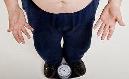 Диабет 2 типа чаще развивается у людей, страдающих лишним весом на протяжение многих лет