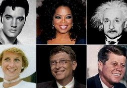 Если вы не можете вспомнить имена известных людей, возможно, у вас начало болезни Альцгеймера