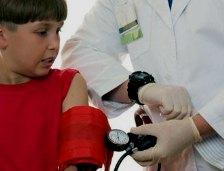 Количество детей и подростков с высоким артериальным давлением постоянно растет
