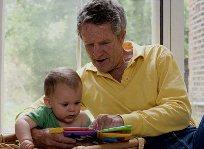Внуки с аутизмом чаще бывают у старых дедушек