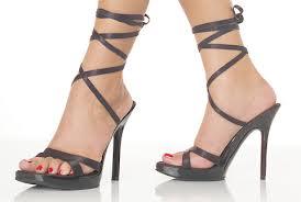 Ношение обуви на каблуках приводит к неправильной работе икроножных мышц