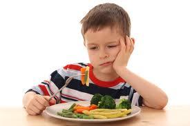 Возможность выбора, предоставленная детям, увеличивает количество съедаемых ими овощей